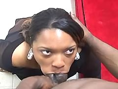 Ebony chubby lady fucking like never before